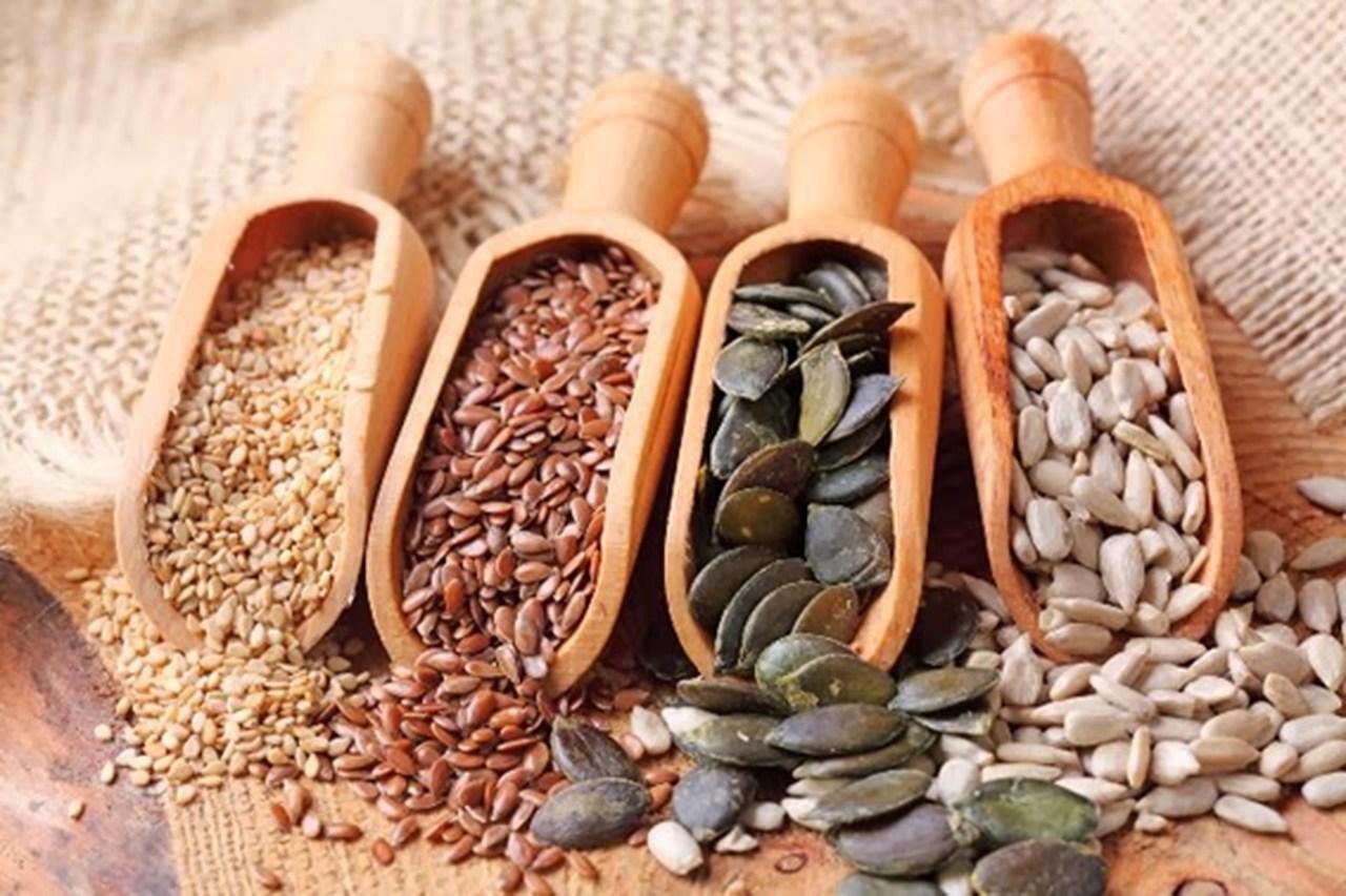 Por que devemos inserir sementes na nossa alimentação?