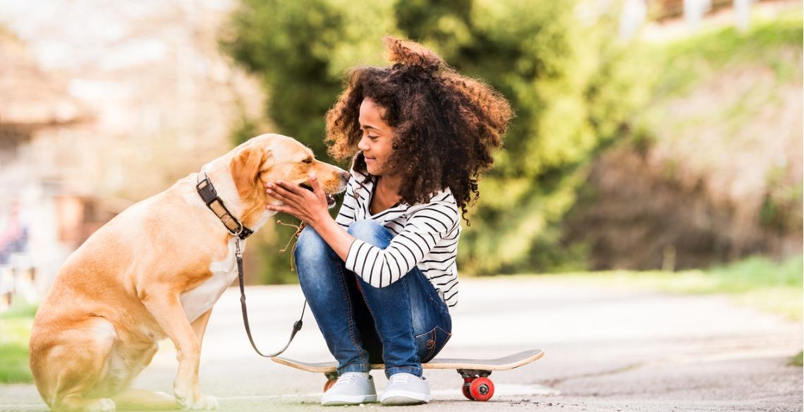 Benefícios de ter um animal de estimação