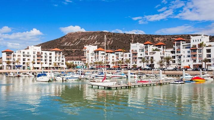 Agadir: a capital do turismo Marroquino
