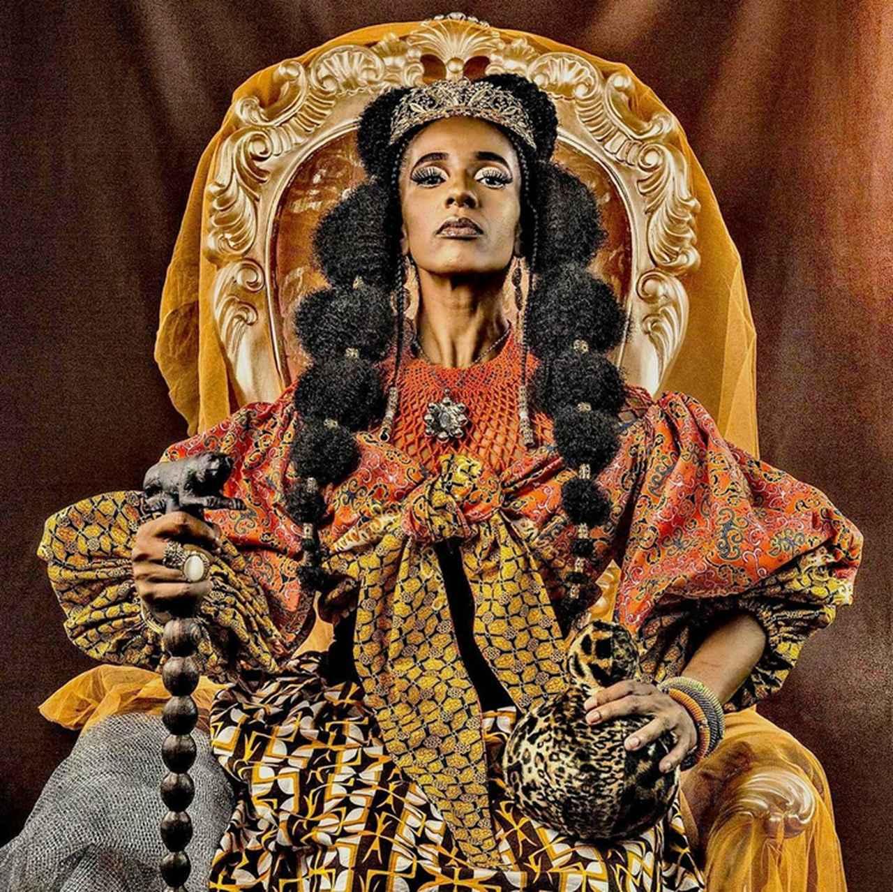 Sofia Lucas: a nova Rainha Njinga Mbande de Thó Simões