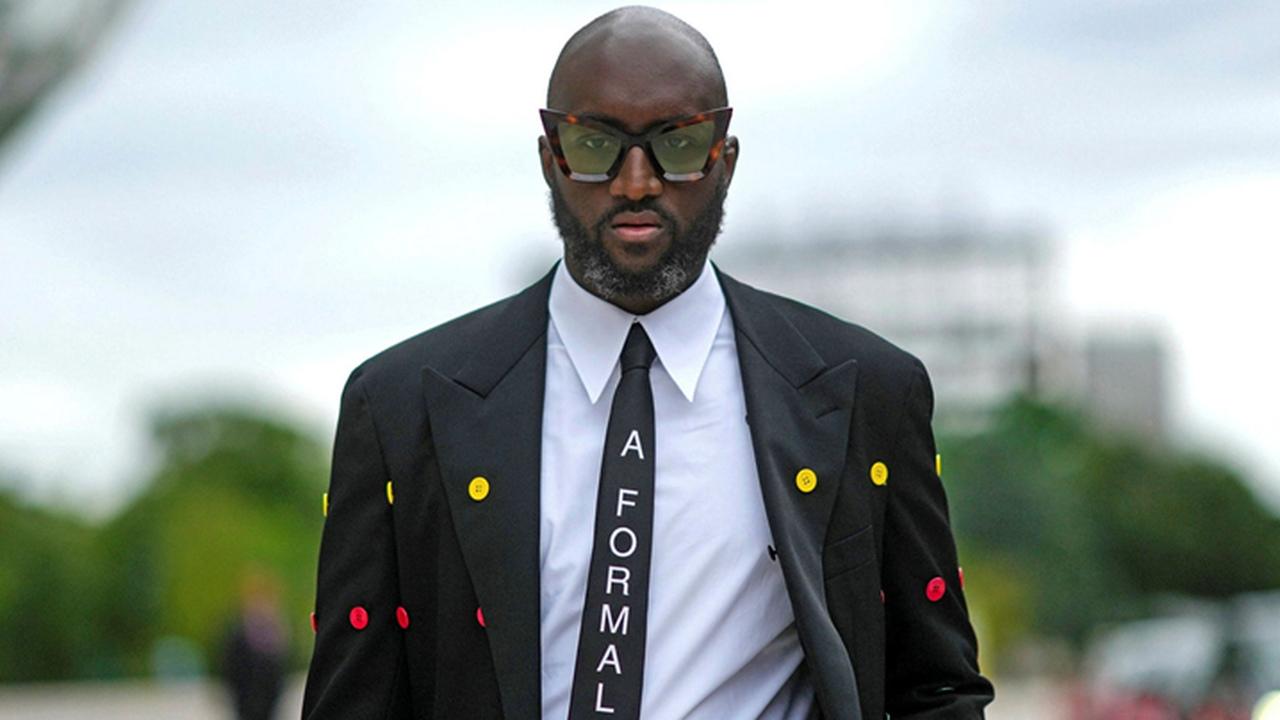 Virgil Abloh: o designer negro mais influente do momento