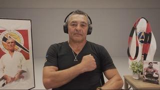 Pedro Bial recebe nos próximos dias: o cantor Michael Bublé e o campeão de jiu-jitsu e MMA Rickson Gracie