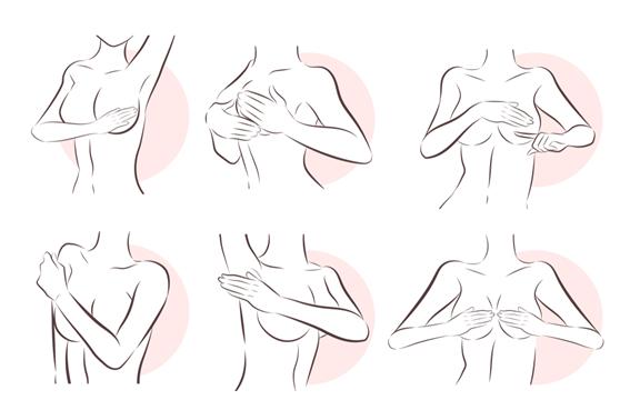 Como fazer o auto-exame da mama?